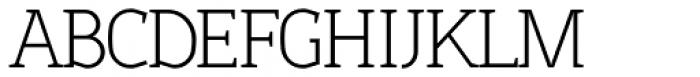 Sadi Extra Light SC Font UPPERCASE
