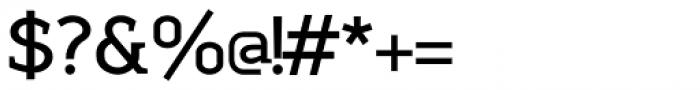 Sadi Medium Font OTHER CHARS