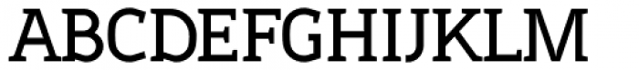 Sadi Medium Font UPPERCASE
