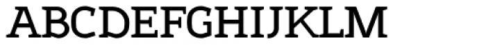 Sadi Regular SC Font LOWERCASE