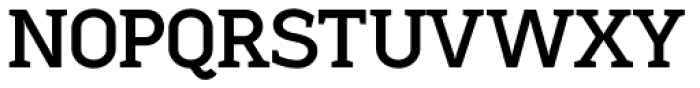 Sadi Semi Bold Font UPPERCASE