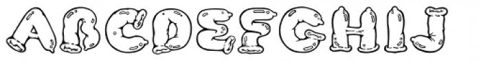 Safe Font GD Font LOWERCASE