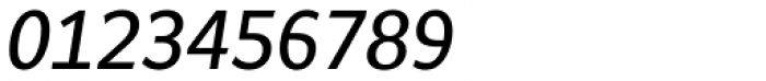 Safran Italic Font OTHER CHARS