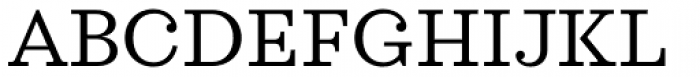 Sagona Book DEMO Font UPPERCASE
