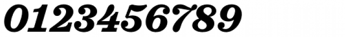 Sagona Extra Bold Italic Font OTHER CHARS