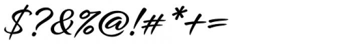 Sagrantino Font OTHER CHARS
