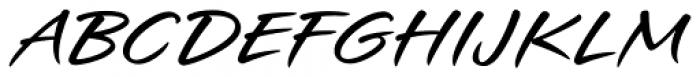 Sagrantino Font UPPERCASE