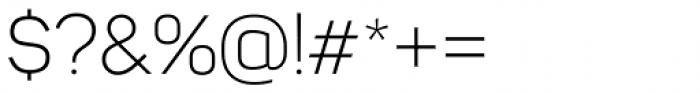 Sahar Sans Light Font OTHER CHARS