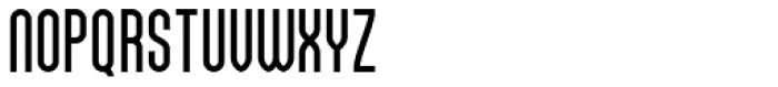 Sailfin Bold Font UPPERCASE