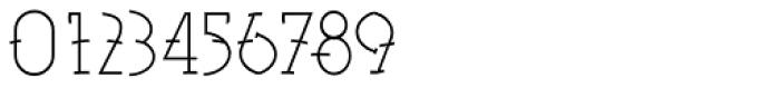 Sailors Tattoo Pro Light Font OTHER CHARS