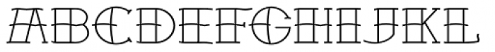 Sailors Tattoo Pro Font LOWERCASE