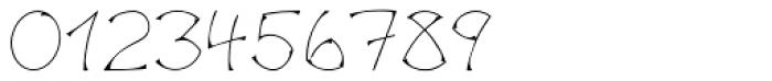 Salamander Regular Font OTHER CHARS