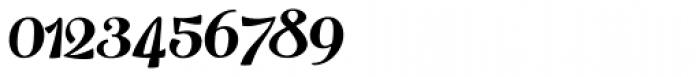 Salamander Script Bold Font OTHER CHARS
