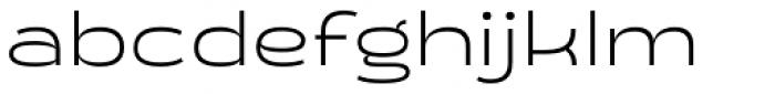 Salish Light Font LOWERCASE