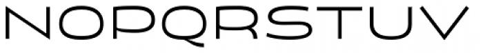 Salish Regular Font UPPERCASE
