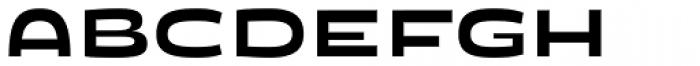 Salish Ultra Bold Font UPPERCASE