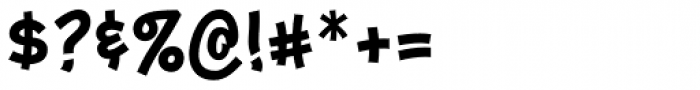 Salonika Black Font OTHER CHARS