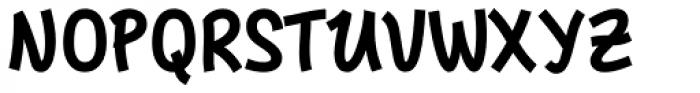 Salonika Black Font UPPERCASE