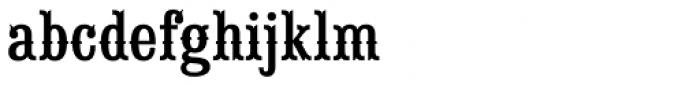 Saloon Girl Font LOWERCASE