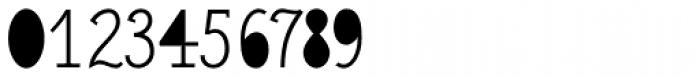 Salt & Spices Mono SC Serif2 Font OTHER CHARS