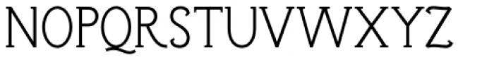Salt & Spices Mono SC Serif Font UPPERCASE