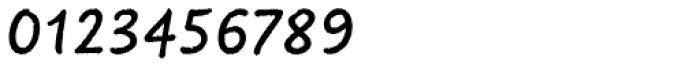 Saltbush Rough Regular Font OTHER CHARS