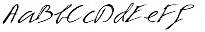 Salvador Font LOWERCASE
