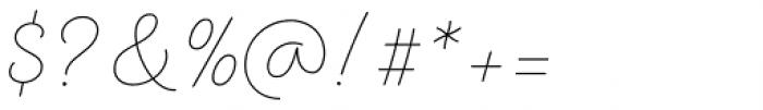 Salve Script1 Font OTHER CHARS