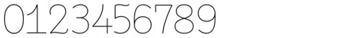 Salve Serif Font OTHER CHARS