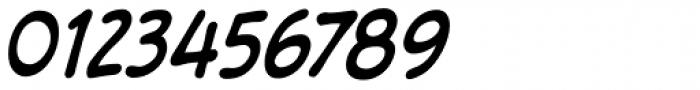 Samaritan Tall Italic Font OTHER CHARS