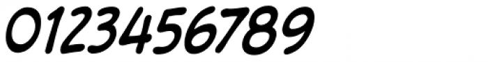 Samaritan Tall Lower Italic Font OTHER CHARS