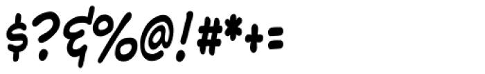 Samaritan Tall Font OTHER CHARS