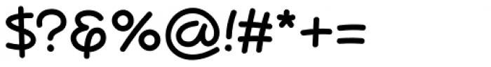 Samary Regular Font OTHER CHARS