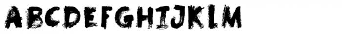 Samhain Font UPPERCASE