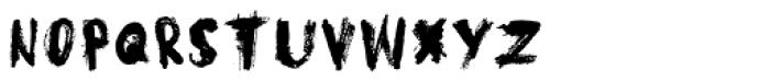 Samhain Font LOWERCASE