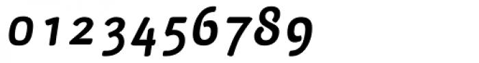 San Jaime Oblique Font OTHER CHARS