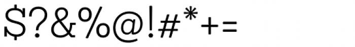 Sanchez Niu Light Font OTHER CHARS