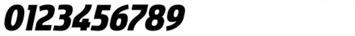 Sancoale Black Italic Font OTHER CHARS