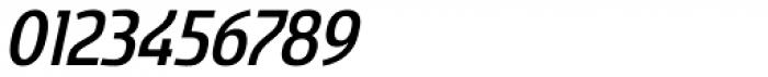 Sancoale Narrow Medium Italic Font OTHER CHARS