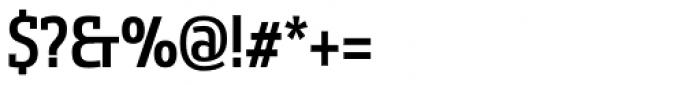 Sancoale Slab Cond Medium Font OTHER CHARS