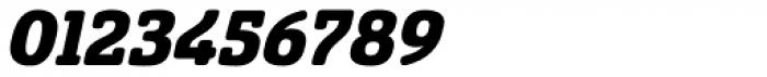 Sancoale Slab Soft Black Italic Font OTHER CHARS