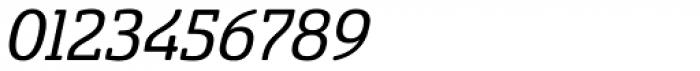 Sancoale Slab Soft Italic Font OTHER CHARS