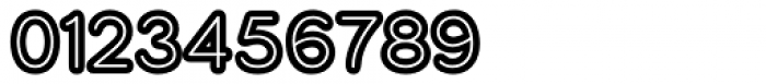 Sandbox Inline Wide Font OTHER CHARS