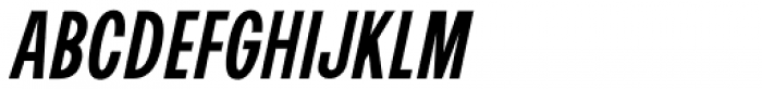 Sandcastle Oblique JNL Font UPPERCASE
