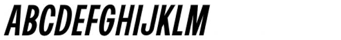 Sandcastle Oblique JNL Font LOWERCASE
