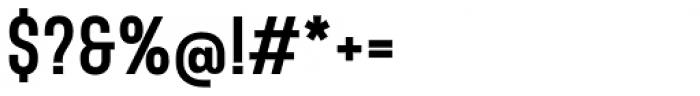 Sango Regular Font OTHER CHARS