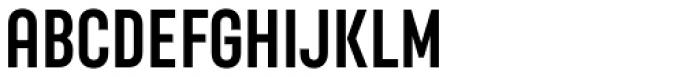Sango Regular Font UPPERCASE