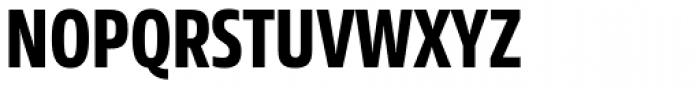 Sans Beam Head Bold Font UPPERCASE