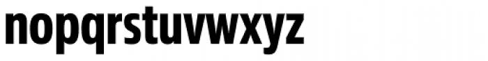 Sans Beam Head Bold Font LOWERCASE