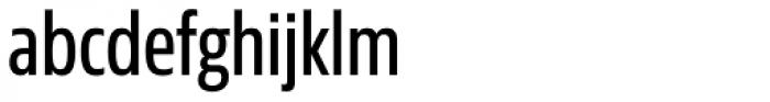 Sans Beam Head Book Font LOWERCASE